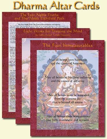 Naljor Dharma Cards